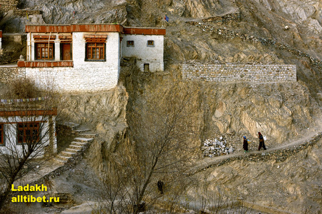 lodges in Small Tibet